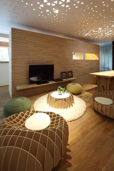 Dise o la casa sustentable por gruba for Diseno sustentable