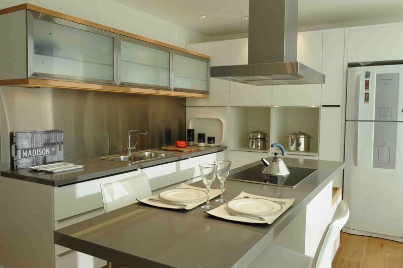 ARQUIMASTER.com.ar | Diseño: Cocinas con diseño gourmet ...