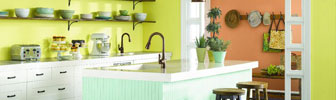 Esta primavera Sherwin Williams propone las últimas tendencias en color para dale luminosidad y calidez al hogar