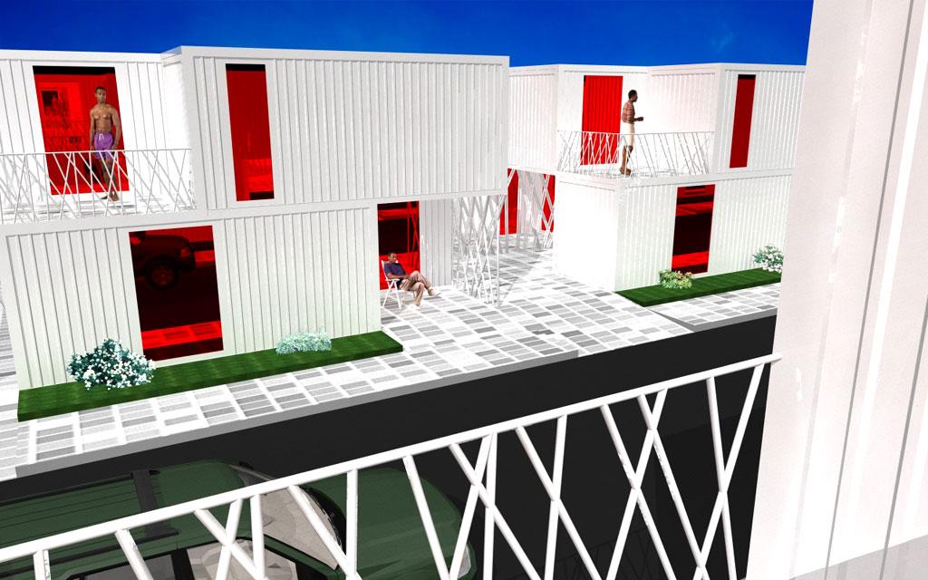 Proyecto Proyecto Vivienda Open