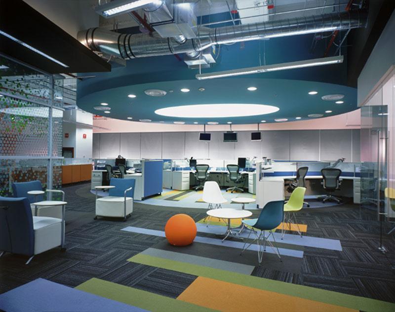 Proyecto oficinas prodigy msn santa for Oficinas de diseno y arquitectura
