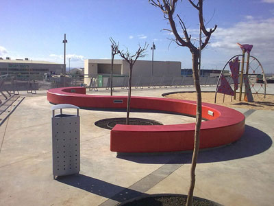 Proyecto plaza p blica tenerife - Constructoras en tenerife ...