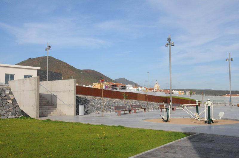 Proyecto plaza p blica tenerife islas canarias espa a opm estudio - Constructoras tenerife ...