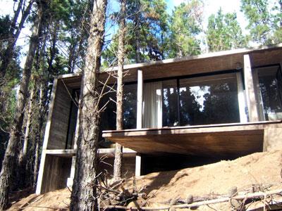 Proyecto Casa De Hormig N Bosque De Mar Azul Bak Arquitectos Web De