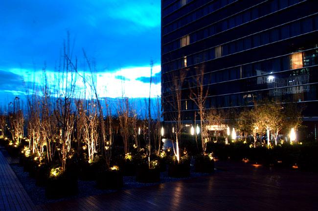 Arquimaster Com Ar Proyecto Spa Amp Roof Garden Hotel