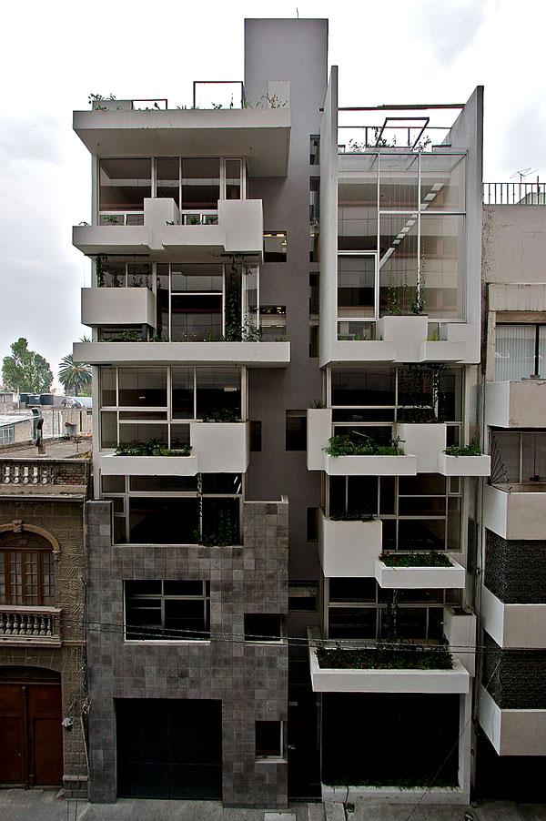 Proyecto Edificio Vivienda